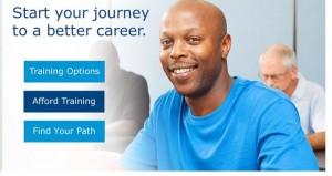 Credentials Center website