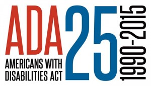 ADA Americans with Disabilities Act 25