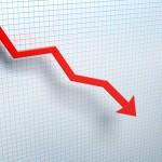 decline graph