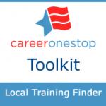 CareerOneStop's Local Training Finder logo