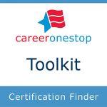 Certification Finder logo
