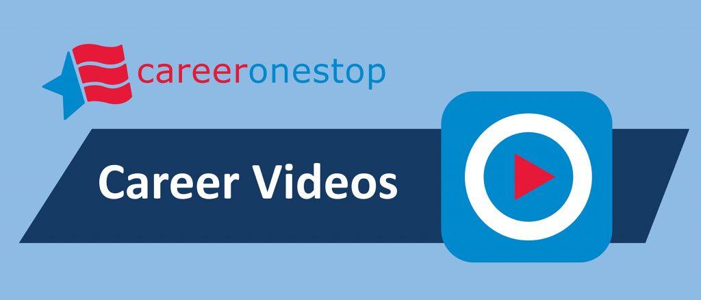 CareerOneStop Video Library logo