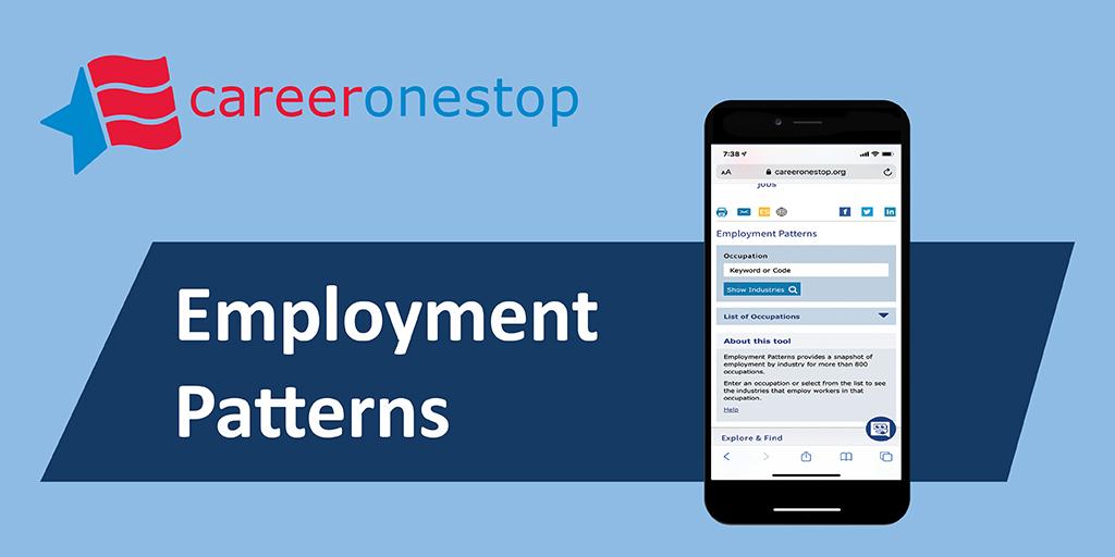 Employment Patterns logo