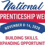 National Apprenticeship Week 2020 graphic